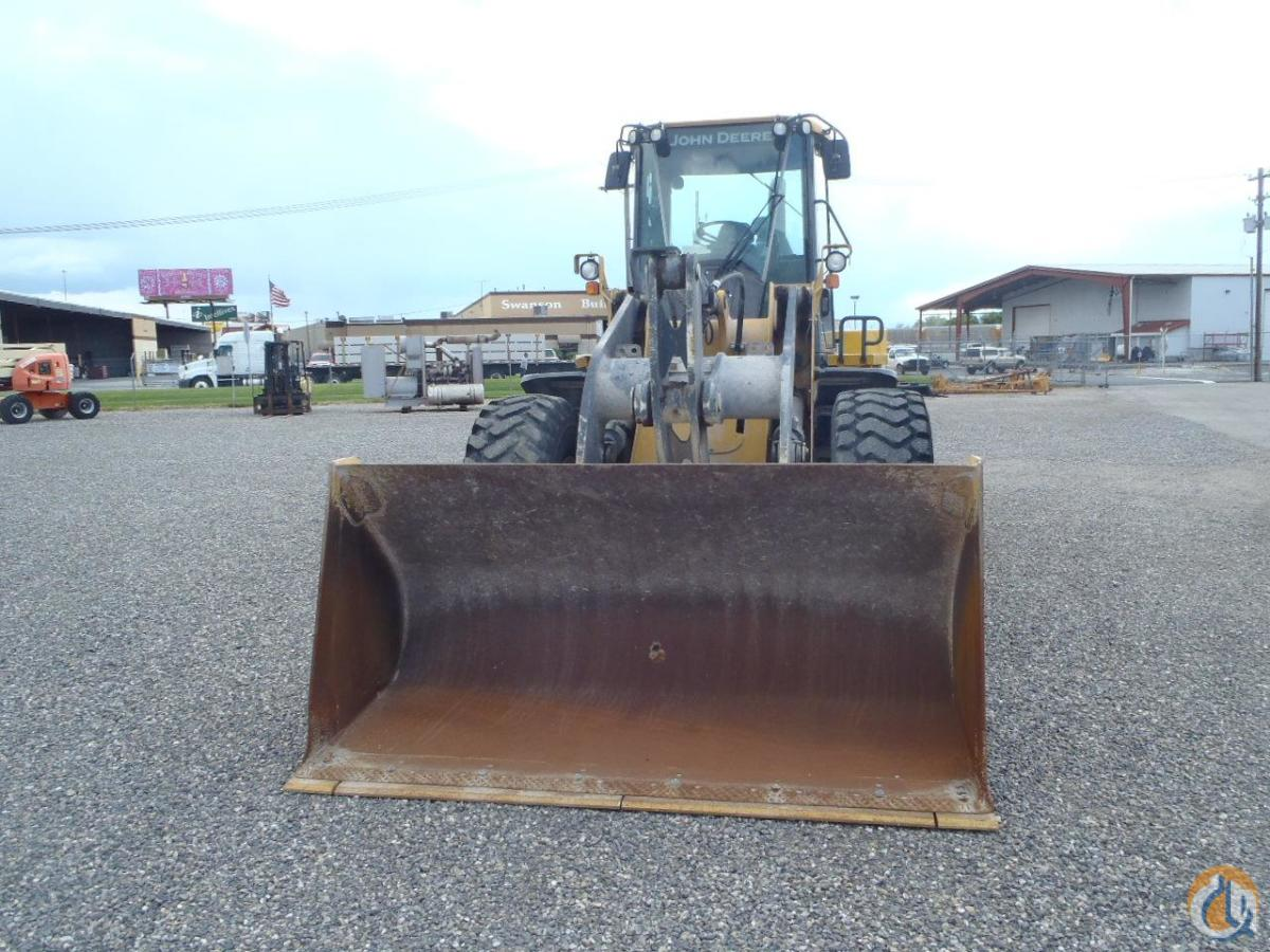 2014 DEERE 624K Wheel Loaders DEERE 624K Equipment Sales Inc. 18186 on CraneNetwork.com